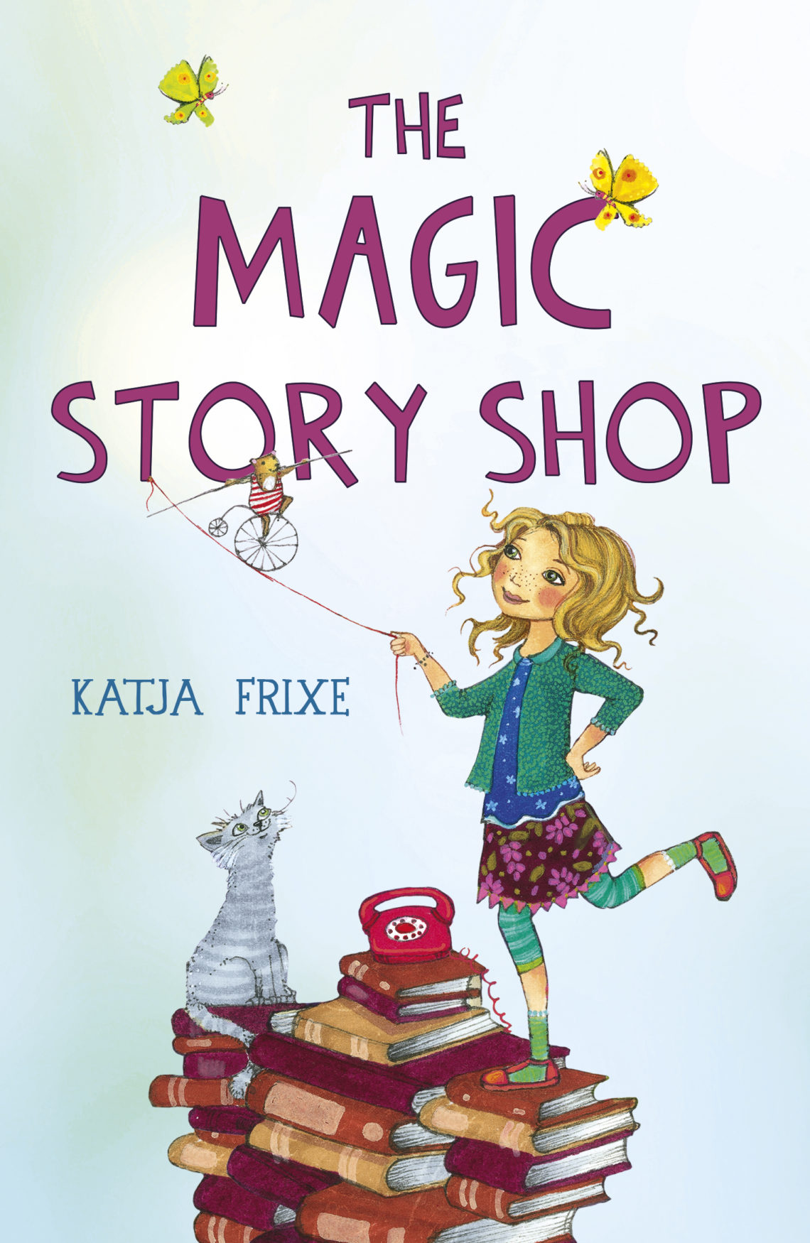 My Translation Of Katja Frixes The Magic Story Shop Is Now Up On Rock Boat Website Its Out In October 2019 So Im Afraid Youll Have To Wait A